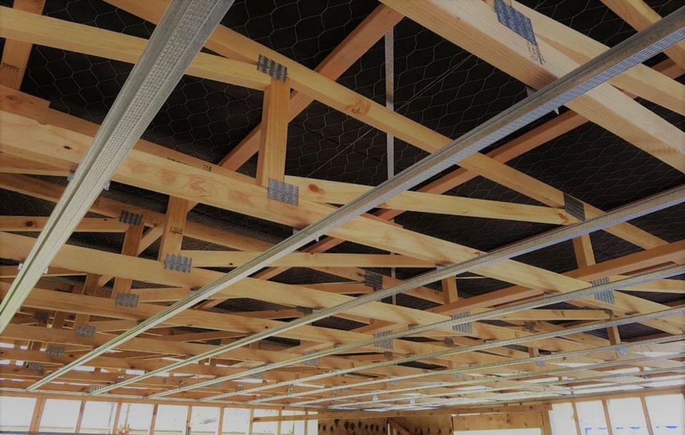 Custom Run Ceiling and Roof Battens